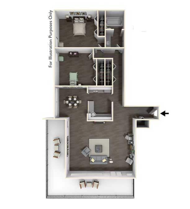 400 Maynard Floor Plans